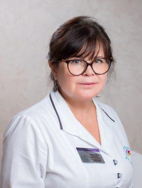 Бичевская Розалия Газизавна врач акушер- гинеколог отделение патологии беременных