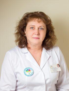 Федоренко Елена Николаевна