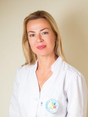 Янченко Виталия Владимировна врач акушер-гинеколог детский